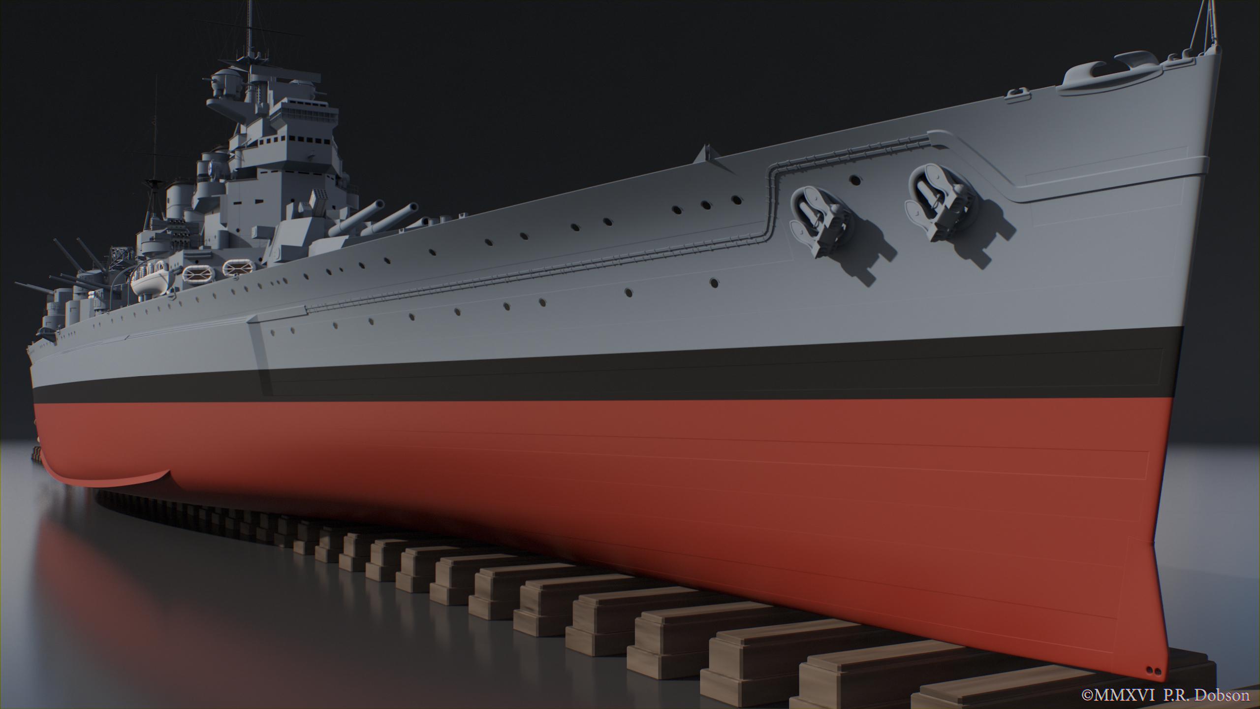 king george ship